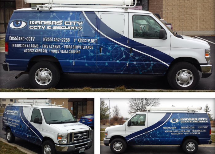fleet vehicle wraps by victory sign company feature