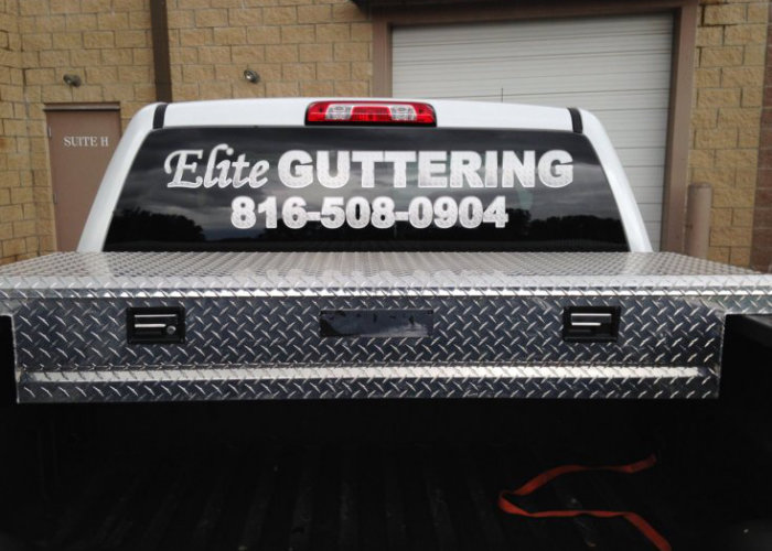 vehicle lettering by victory sign company feature