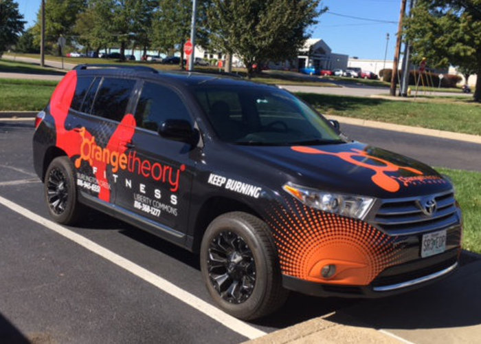 vehicle wraps by victory sign company feature